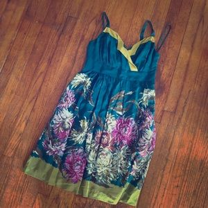 Anthropologie- Maeve dress